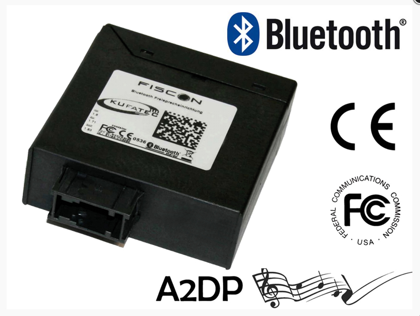 Audi Fiscon Bluetooth Price inc mobile install