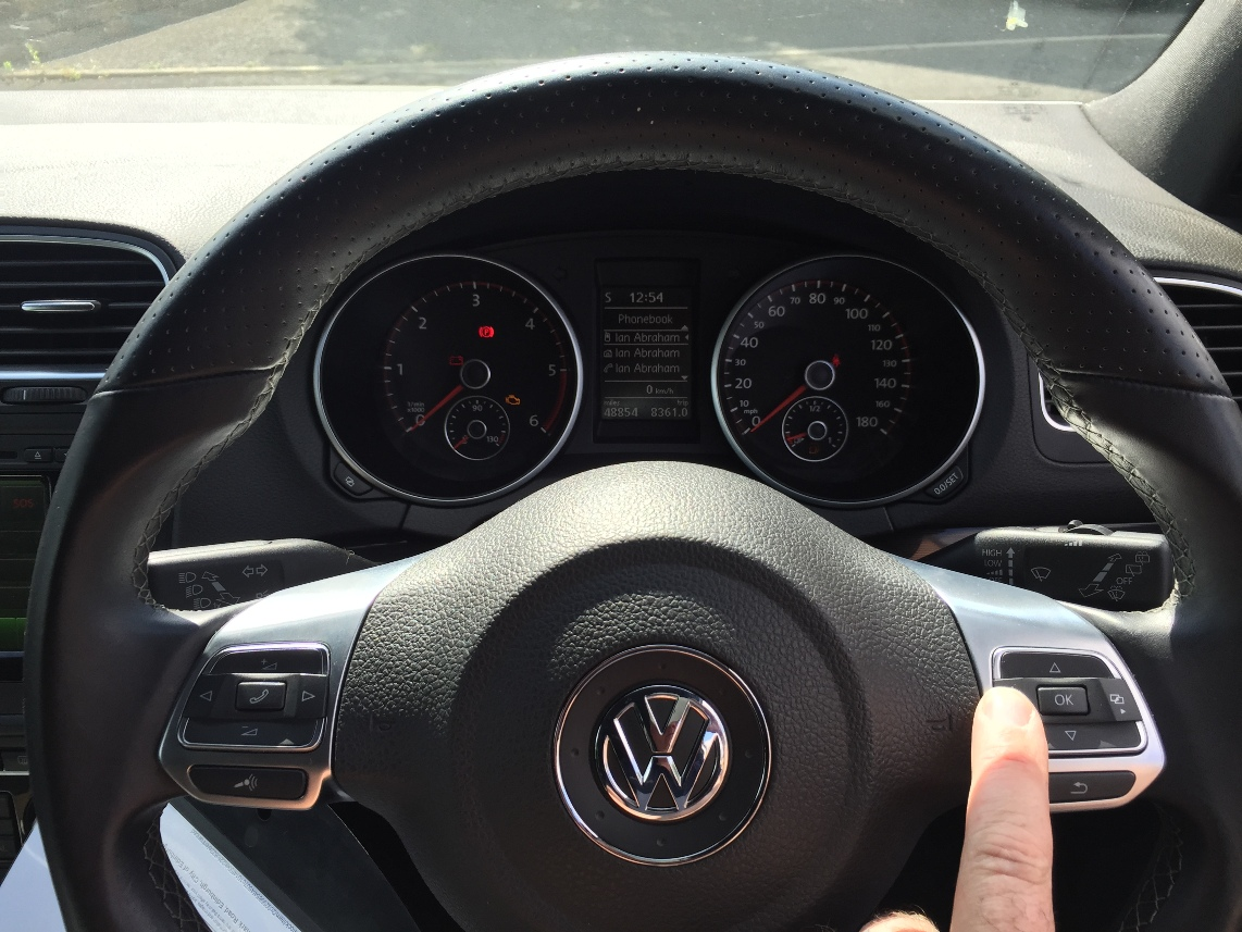 VW Bluetooth Retro fit kit