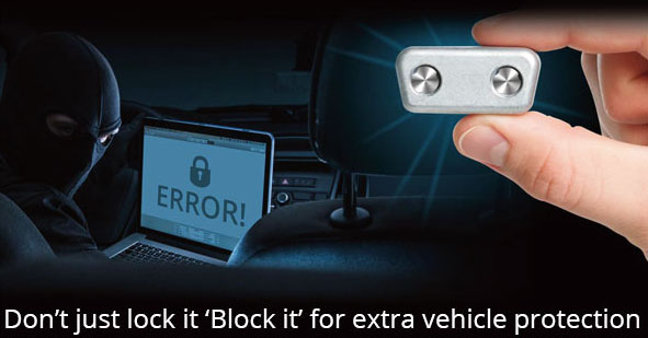 OBD Protector Keep safe from the High - Tech Thievery!