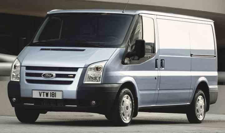 Ford Transit Van Mk4 2006