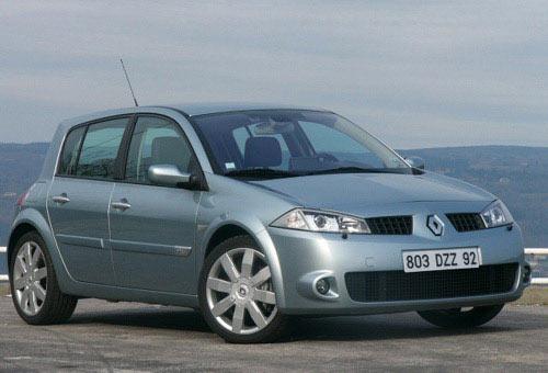 Renault Megane 2005. Renault-Megane