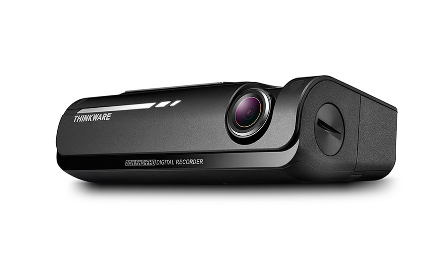 Thinkware Dash Cam F770 + Rear Cam + 32GB